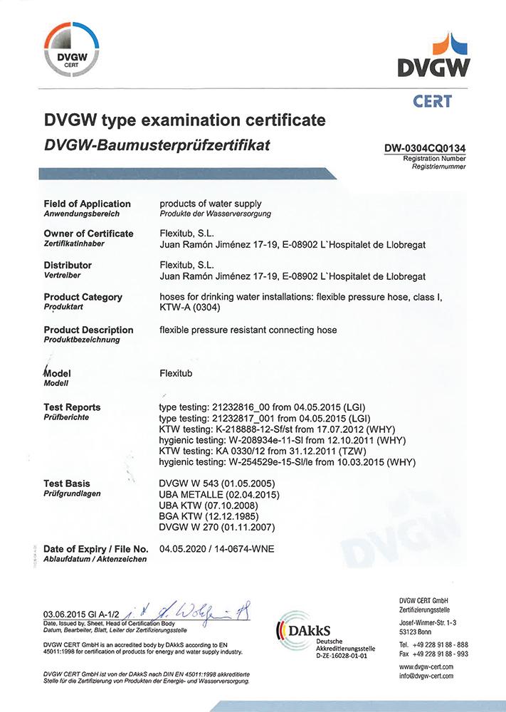 Approvals – flexitub.com
